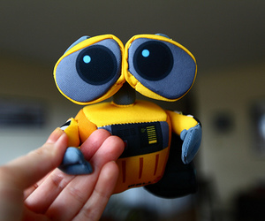 wall-e, disney, and toys image