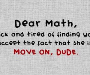 funny and math image