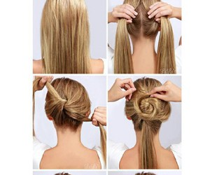 diy, hairstyle, and perfect image