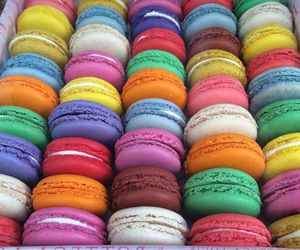 food, sweet, and colors image