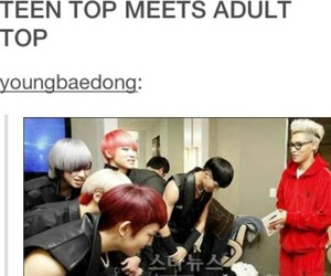 teen top, kpop, and funny image
