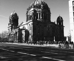 awesome, berlin, and black image