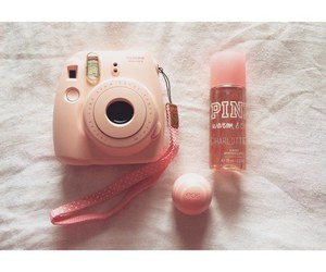 eos, pink, and camera image