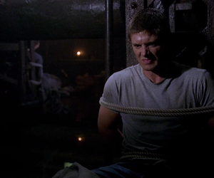 dean winchester, Jensen Ackles, and skin image