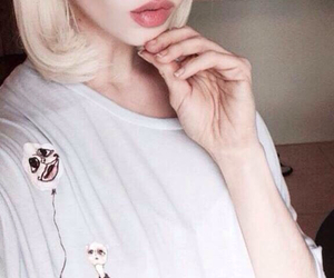girl, allisonharvard, and cute image