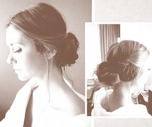 Nina Dobrev, hair, and tvd image