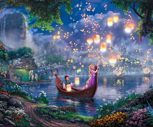 beautiful, fairy tale, and rapunzel image