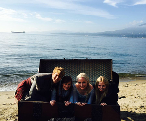 once upon a time, Jennifer Morrison, and georgina haig image