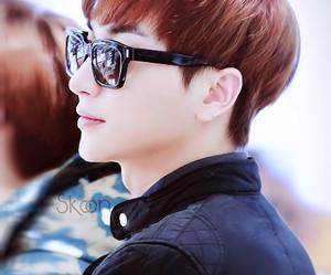 handsome, leader, and super junior image