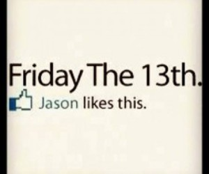 13 and friday image