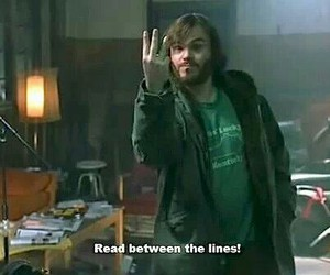 jack black, funny, and quote image