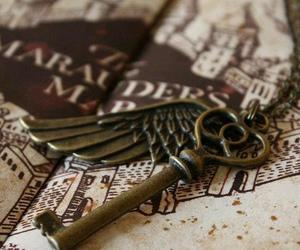harry potter and key image