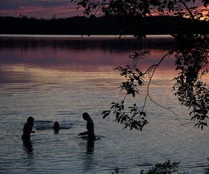 finland, nikon, and summer image