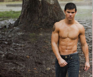 twilight, Taylor Lautner, and jacob black image