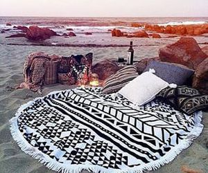 awesome, beach, and beauty image