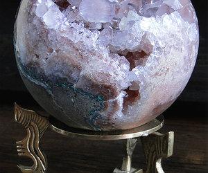 crystal and magic image