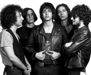 the strokes, rock, and albert hammond jr. image