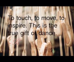 ballet, dance, and gift image
