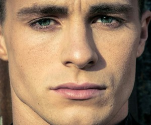 colton haynes, eyes, and boy image