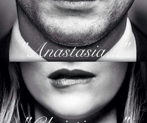 fifty shades of grey, love, and couple image