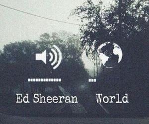 ed sheeran, music, and world image