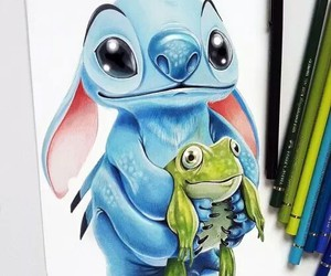 stitch, drawing, and art image