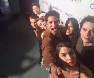 teen wolf, holland roden, and tyler posey image