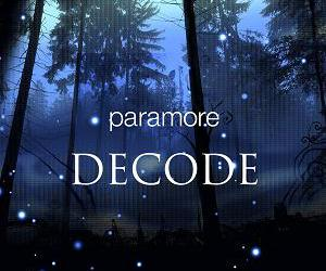 paramore and decode image