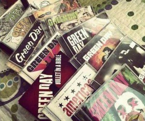 green day, music, and cd image