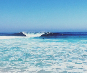 beach, free, and life image
