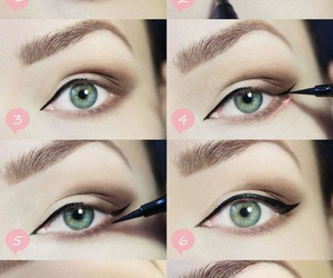 beauty, eyes, and tips image