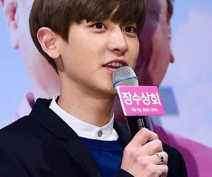boy, cute, and exo image