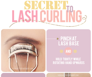 beauty, lashes, and tips image
