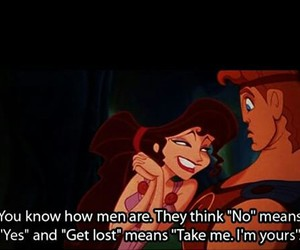 disney, hercules, and quotes image