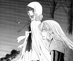 manga, akatsuki no yona, and anime image