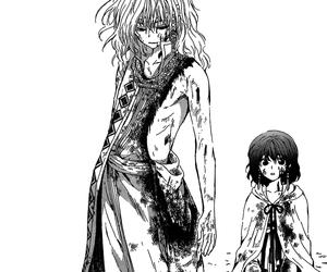 akatsuki no yona, manga, and zeno image