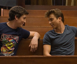 footloose, kenny wormald, and miles teller image