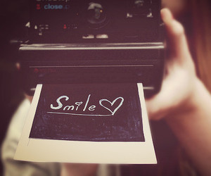 smile, camera, and photography image