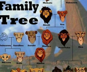 disney, lion king, and family image