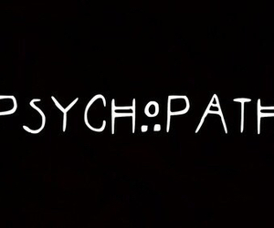 psychopath, black, and ahs image