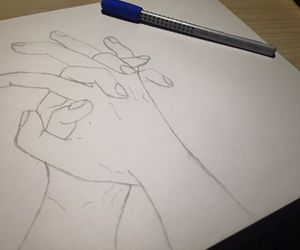 draw and hands image
