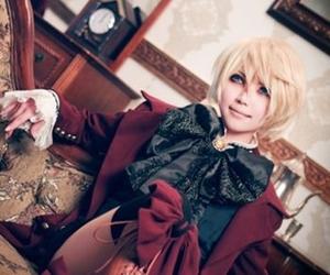cosplay, kuroshitsuji, and alois trancy image