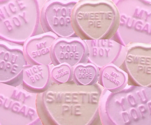 90's, hearts, and valentine image