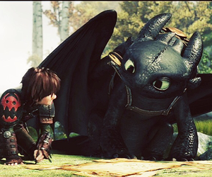 dreamworks, hiccup, and movie image