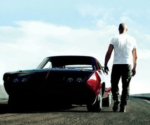 Vin Diesel, car, and fast and furious image