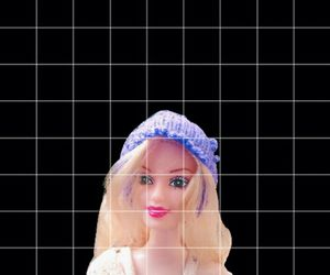 background, barbie, and beautiful image