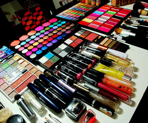 make and makeup make up image