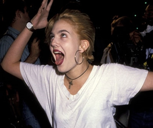 90s, drew barrymore, and grunge image