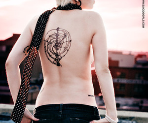 dreamcatcher, girl, and pink image