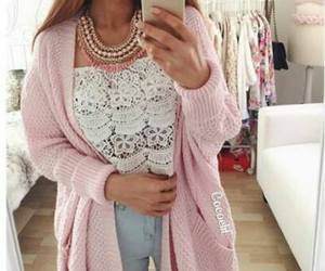 style, girls, and lace image